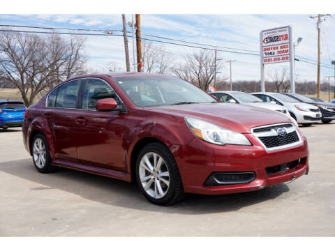 2013 Subaru Legacy for sale at Sand Springs Auto Source in Sand Springs OK