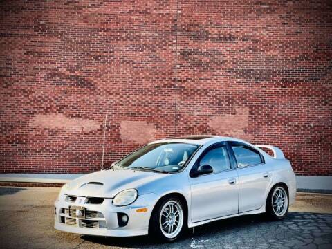 2005 Dodge Neon SRT-4 for sale at ARCH AUTO SALES in St. Louis MO