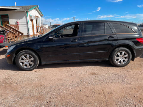 2006 Mercedes-Benz R-Class for sale at PYRAMID MOTORS - Fountain Lot in Fountain CO