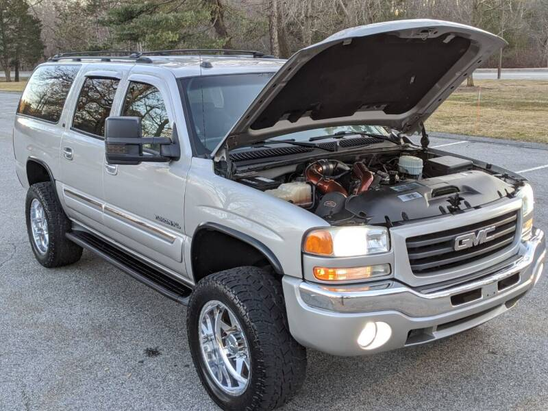 2005 GMC Yukon XL for sale at The Auto Brokerage Inc in Walpole MA