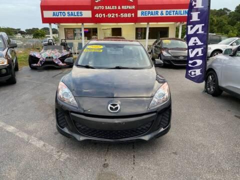 2012 Mazda MAZDA3 for sale at Sandy Lane Auto Sales and Repair in Warwick RI