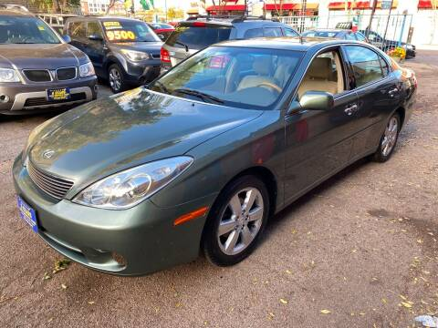 2005 Lexus ES 330 for sale at 5 Stars Auto Service and Sales in Chicago IL
