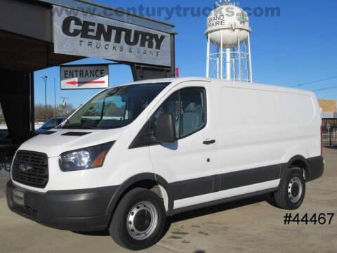 2015 Ford Transit Cargo for sale at CENTURY TRUCKS & VANS in Grand Prairie TX