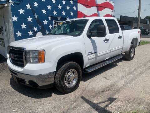 2008 GMC Sierra 2500HD for sale at The Truck Lot LLC in Lakeland FL