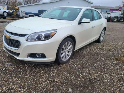 2014 Chevrolet Malibu for sale at BROTHERS AUTO SALES in Eagle Grove IA
