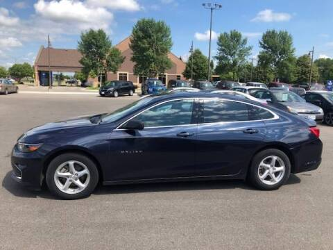 2017 Chevrolet Malibu for sale at ROSSTEN AUTO SALES in Grand Forks ND
