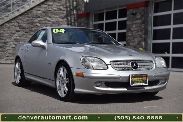 2004 Mercedes-Benz SLK for sale in Aurora, CO