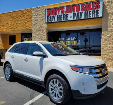 2013 Ford Edge for sale at Marys Auto Sales in Phoenix AZ