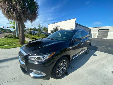 2018 Infiniti QX60 for sale at Bay City Autosales in Tampa FL