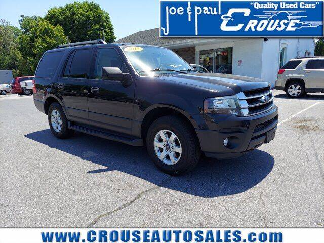 2015 Ford Expedition for sale at Joe and Paul Crouse Inc. in Columbia PA