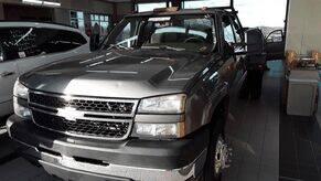 2006 Chevrolet Silverado 3500 for sale at EAST GRANBY MOTORS in East Granby CT