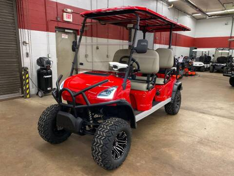 2021 Star 6 Seater Lifted Golf Cart for sale at Columbus Powersports - Golf Carts in Columbus OH