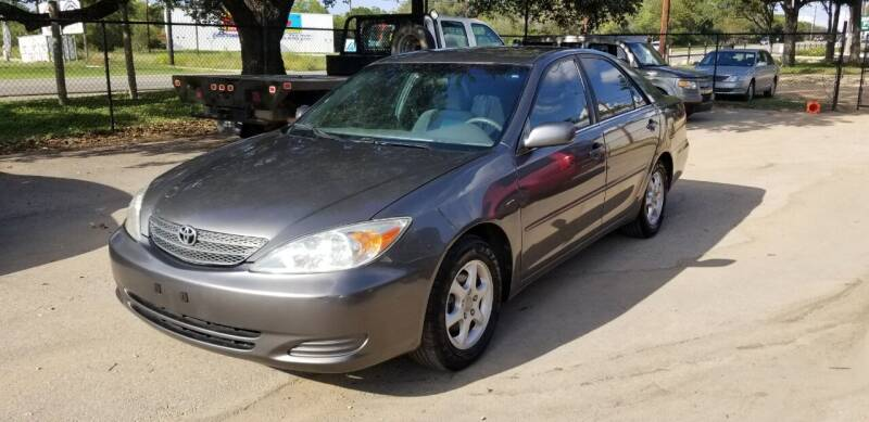 2003 Toyota Camry for sale at STX Auto Group in San Antonio TX