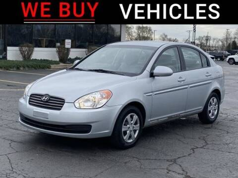 2009 Hyundai Accent for sale at Vicksburg Chrysler Dodge Jeep Ram in Vicksburg MI