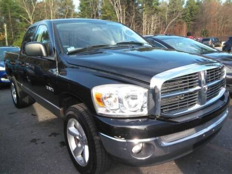 2008 Dodge Ram Pickup 1500 for sale at Plymouthe Motors in Leominster MA