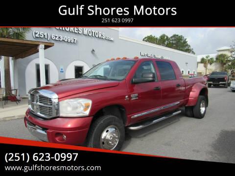 2007 Dodge Ram Pickup 3500 for sale at Gulf Shores Motors in Gulf Shores AL