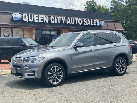 2014 BMW X5 for sale at Queen City Auto Sales in Charlotte NC