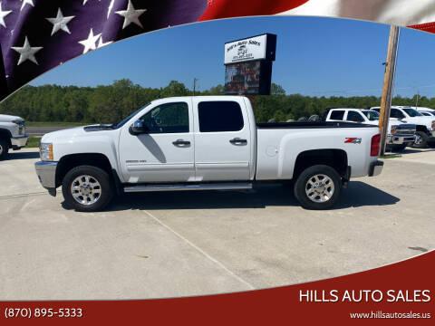 2013 Chevrolet Silverado 2500HD for sale at Hills Auto Sales in Salem AR