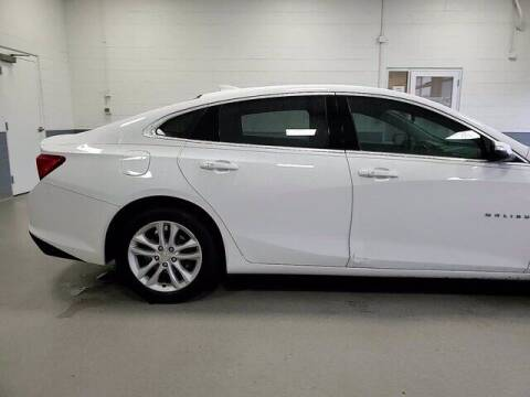 2018 Chevrolet Malibu for sale at Hawk Chevrolet of Bridgeview in Bridgeview IL