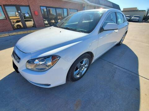 2010 Chevrolet Malibu for sale at Eden's Auto Sales in Valley Center KS