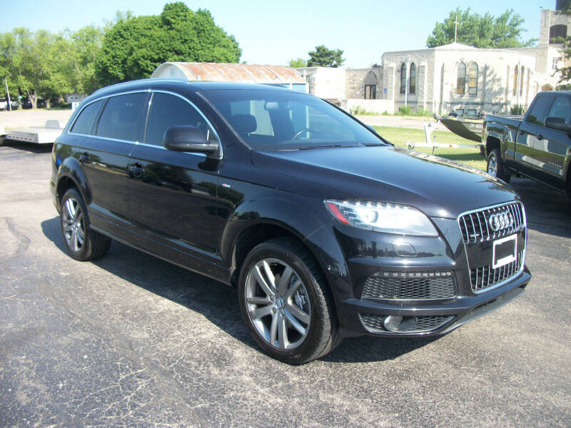 2011 Audi Q7 for sale at USED CAR FACTORY in Janesville WI