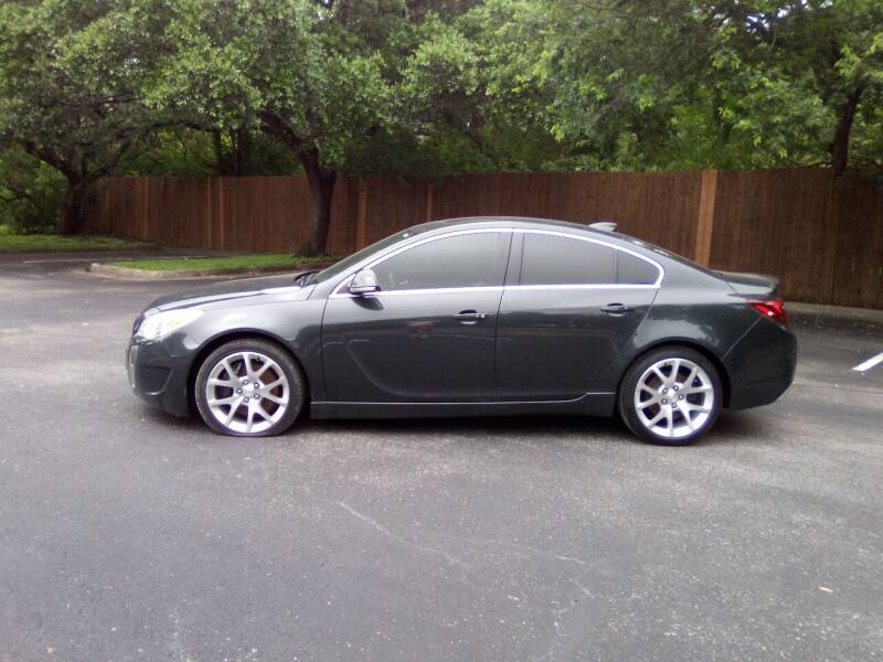 2016 Buick Regal for sale at 57 Auto Sales in San Antonio TX