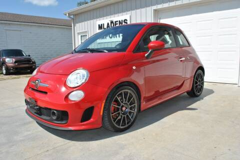 2013 FIAT 500 for sale at Mladens Imports in Perry KS