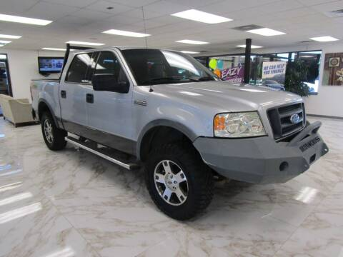 2004 Ford F-150 for sale at Dealer One Auto Credit in Oklahoma City OK