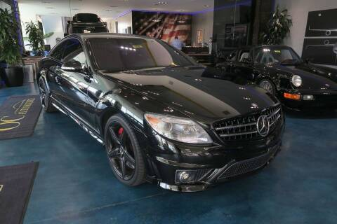 2009 Mercedes-Benz CL-Class for sale at OC Autosource in Costa Mesa CA