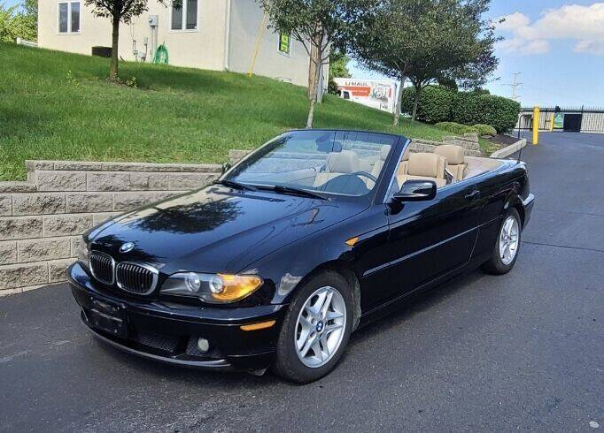2004 BMW 3 Series 325Ci 2dr Convertible - Willow Grove PA