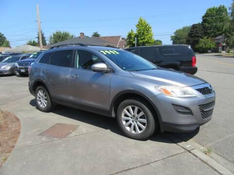 2010 Mazda CX-9 for sale at Car Link Auto Sales LLC in Marysville WA