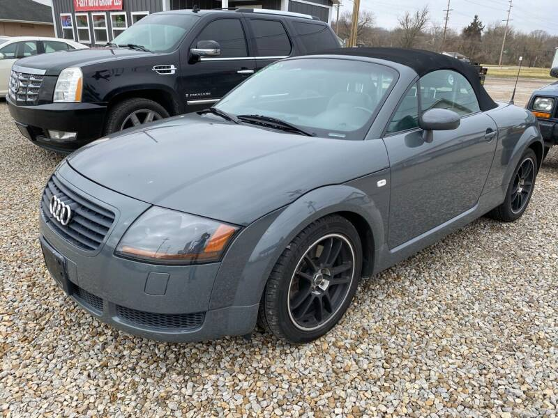 2001 Audi TT for sale at Y City Auto Group in Zanesville OH