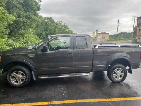 2006 Ford F-150 for sale at Trocci's Auto Sales in West Pittsburg PA