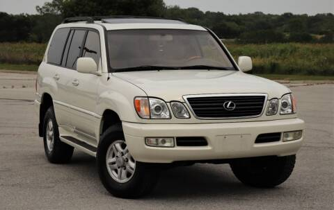 2000 Lexus LX 470 for sale at Big O Auto LLC in Omaha NE
