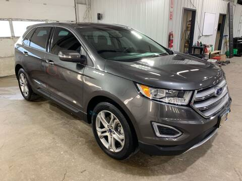 2015 Ford Edge for sale at Premier Auto in Sioux Falls SD