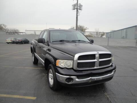 2003 Dodge Ram Pickup 1500 for sale at A&S 1 Imports LLC in Cincinnati OH