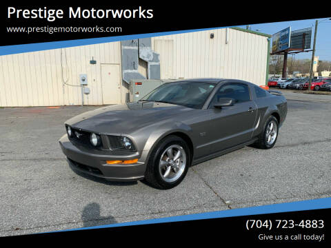 2005 Ford Mustang for sale at Prestige Motorworks in Concord NC