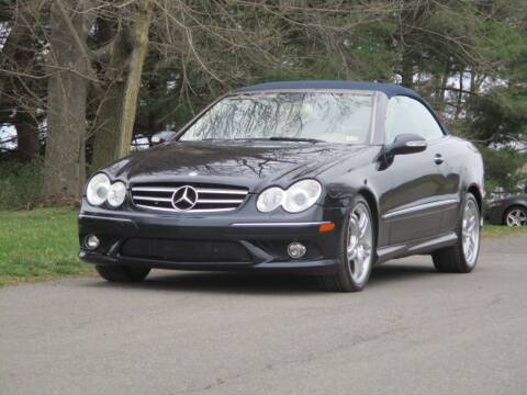 2008 Mercedes-Benz CLK for sale at Loudoun Used Cars in Leesburg VA