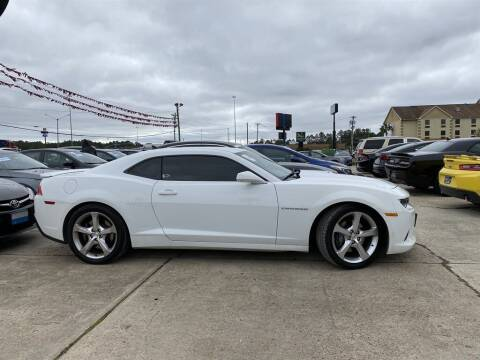 2015 Chevrolet Camaro for sale at Direct Auto in D'Iberville MS