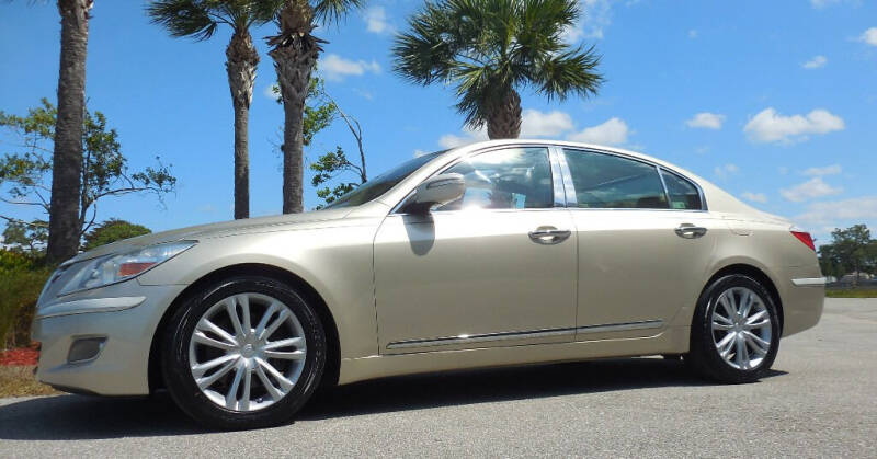 2009 Hyundai Genesis for sale at Performance Autos of Southwest Florida in Fort Myers FL