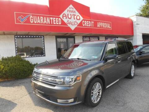 2015 Ford Flex for sale at Oak Park Auto Sales in Oak Park MI