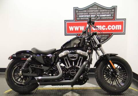 2016 Harley-Davidson FORTY EIGHT for sale at Certified Motor Company in Las Vegas NV