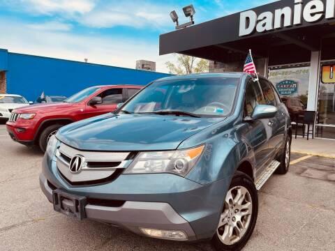 2008 Acura MDX for sale at Daniel Auto Sales inc in Clinton Township MI