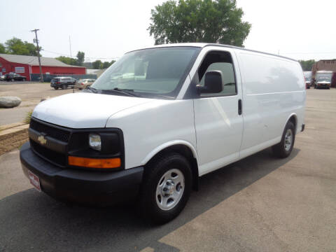 2008 Chevrolet Express Cargo for sale at King Cargo Vans Inc. in Savage MN
