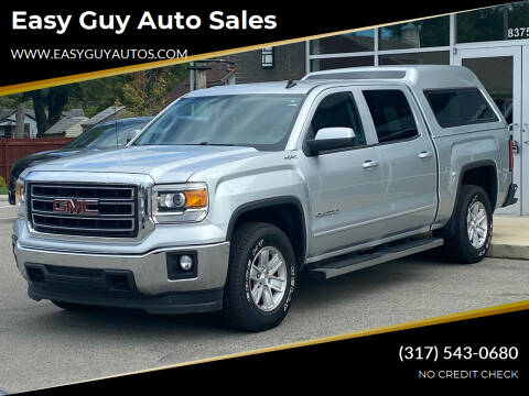 2014 GMC Sierra 1500 for sale at Easy Guy Auto Sales in Indianapolis IN