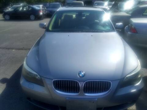 2005 BMW 5 Series for sale at Wilson Investments LLC in Ewing NJ