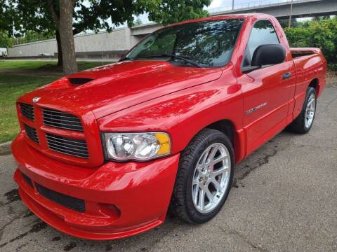 2004 Dodge Ram Pickup 1500 SRT-10 for sale at EXECUTIVE AUTOSPORT in Portland OR