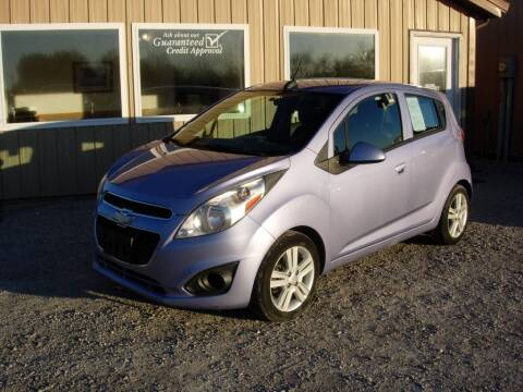 2015 Chevrolet Spark for sale at Greg Vallett Auto Sales in Steeleville IL