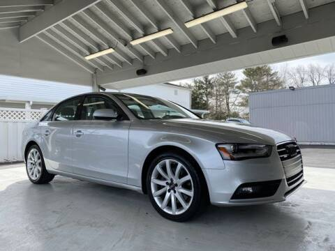 2013 Audi A4 for sale at Pasadena Preowned in Pasadena MD