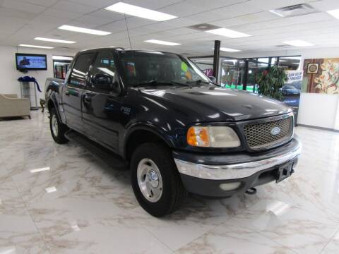 2001 Ford F-150 for sale at Dealer One Auto Credit in Oklahoma City OK